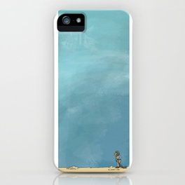 The Longing Is Real iPhone Case