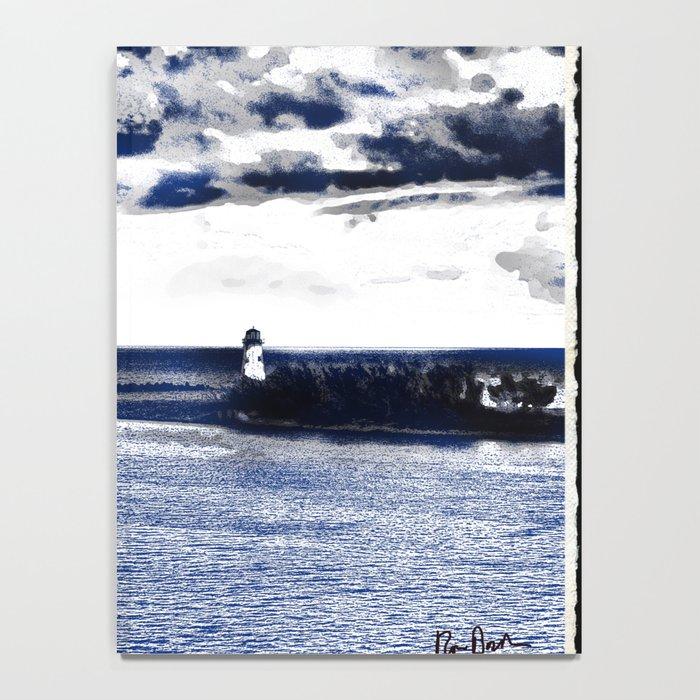 Lighthouse #2 Notebook