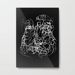 Inverted Birdland Metal Print