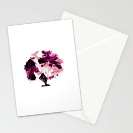Flowers in the Tree Stationery Cards