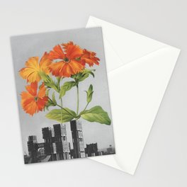 """255 - """"a tree grows in Brooklyn"""" Stationery Cards"""