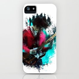 Jonny iPhone Case