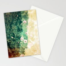 A place of flowers Stationery Cards