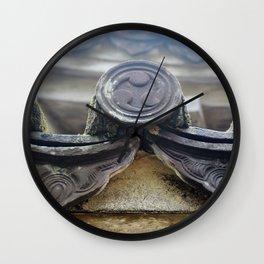 Okinawa Three Tears Wall Clock