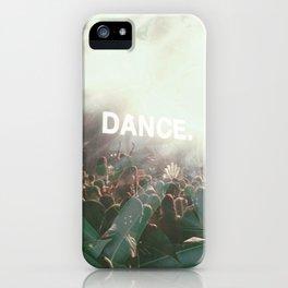 untitled (dance) iPhone Case