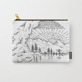 Sketch 37 - Mountain View Carry-All Pouch