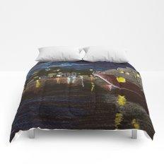 Moonlit Carenage Comforters