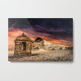 Deep Midwinter Metal Print