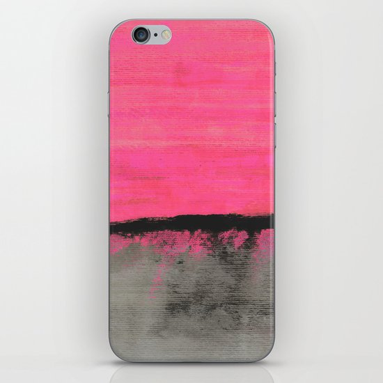 Sunset Horizon iPhone & iPod Skin