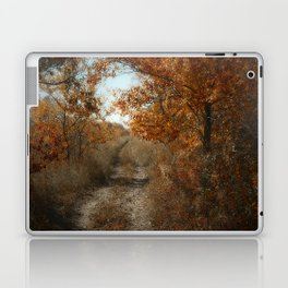 Autumn Trail Laptop & iPad Skin
