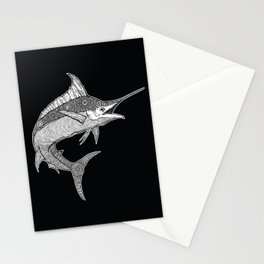 MARLIN CHASE Stationery Cards