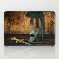 medieval iPad Cases featuring Medieval by David gonzalez