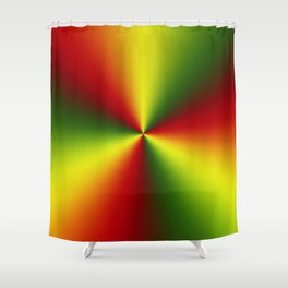 Abstract perfection - 101 Shower Curtain