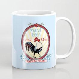 Roosters crow Coffee Mug