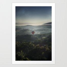 Sunrise Kingdom #2 Art Print