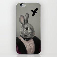 Miss Bunny iPhone & iPod Skin