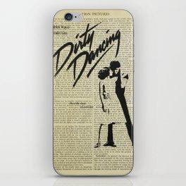 Dirty Dancing iPhone Skin