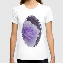 Lavender Rose 2 T-shirt