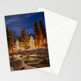 Christmas Stationery Cards