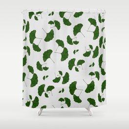 Ginkgo Leaf I Shower Curtain