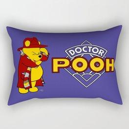 Doctor Pooh Rectangular Pillow