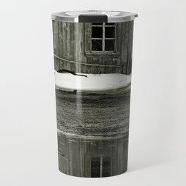 Barn Reflected Travel Mug