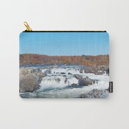 Great Falls Virginia Carry-All Pouch