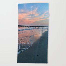 Shore Colors Beach Towel
