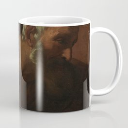 Guido Reni - Heads of Two Elders (fragment from Susannah and the Elders) Coffee Mug