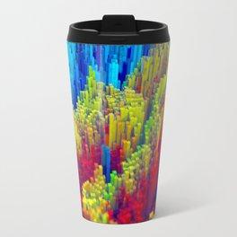 Daily Render #2: Pixel Storm Travel Mug