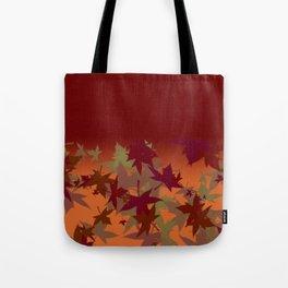 Colors of Fall Design Tote Bag