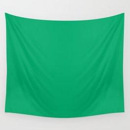 Jade Green Wall Tapestry