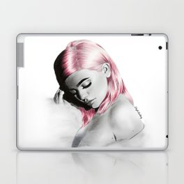 Kylie. Laptop & iPad Skin