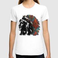 navajo T-shirts featuring Navajo by Skye