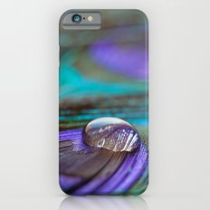 Jewel on Feathers iPhone 6s Slim Case