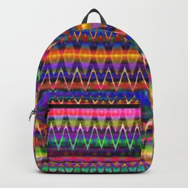 Sounds of Colourful Birds Backpack