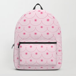 Pinky Nipple Backpack