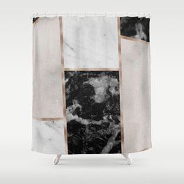 Taupe Shower Curtains