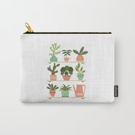Plant Shelves Carry-All Pouch