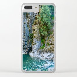 othello tunnels, 2017 Clear iPhone Case
