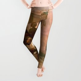 Leon Cogniet - The 1798 Egyptian Expedition Under the Command of Bonaparte Leggings