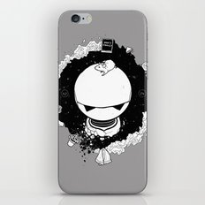 hitchhikers guide to the galaxy  iPhone Skin