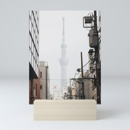Sky tree Mini Art Print