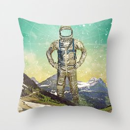 In Peace Throw Pillow