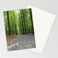 The Road Less Traveled Stationery Cards