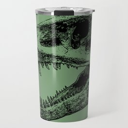 Postosuchus Skull II Travel Mug
