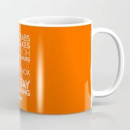 Baltimore — Delicious City Prints Coffee Mug