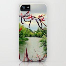 The River Landscape | Ireland iPhone Case
