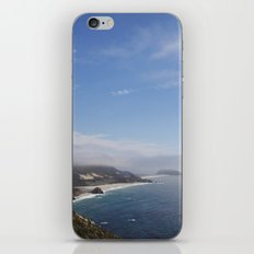 cali coast iPhone & iPod Skin