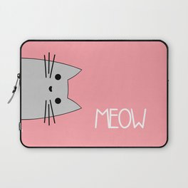 Meow Laptop Sleeve